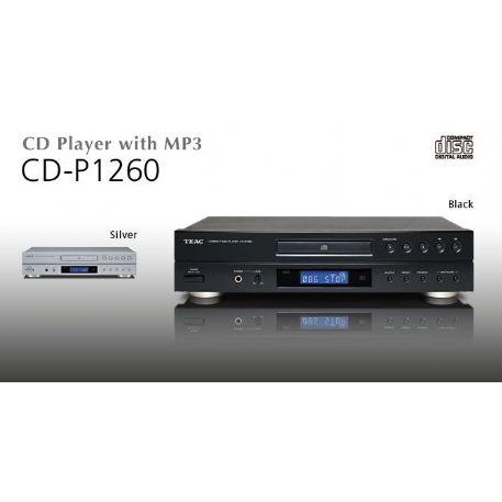 Lettore cd da tavolo riproduce cd cd r rw mp3 cdp1260 - Lettore mp3 da tavolo ...