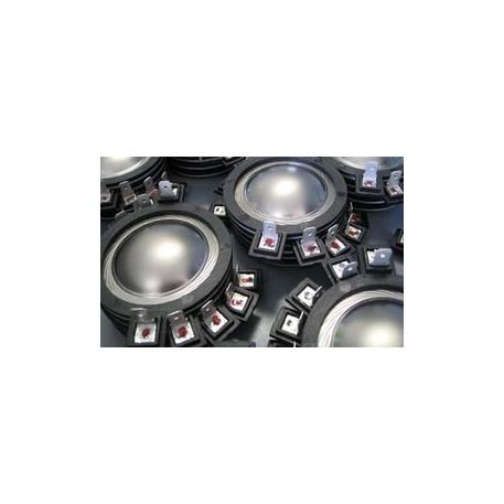 DE610  8ohm Membrana compatibile per driver tweeter B/&C DE600