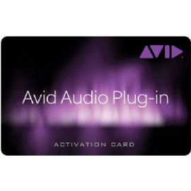SOFTWARE AUDIO PLUG-IN ACTIVATION CARD, TIER 1 AVID