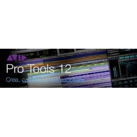 SOFTWARE PRO TOOLS ANNUAL SUBSCRIPTION STUDENT / TEACHER (CARD + ILOK) AVID