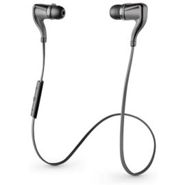 Auricolari wireless con audio di alta qualità BACKBEAT GO 2 BLACK & CHARGING CASE PLANTRONICS