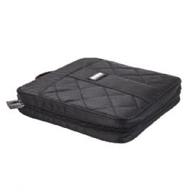 Borsa porta CD professionale per il trasporto di 144 CD, colore nero CD WALLET 144 RELOOP