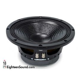 "ALTOPARLANTE WOOFER 10"" POLLICI 25 Cm 280 Watt 8 OHM 10 W 500 18 SOUND EIGHTEEN SOUND"