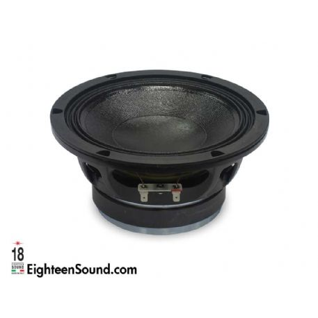 "ALTOPARLANTE WOOFER 8"" POLLICI 20 Cm 280 Watt 16 OHM 8 MB 500 8 SOUND EIGHTEEN SOUND"