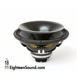 "ALTOPARLANTE WOOFER COASSIALE 15"" POLLICI 38 Cm 1040 Watt 8 OHM 15 NCX 750 H 18 SOUND EIGHTEEN SOUND"