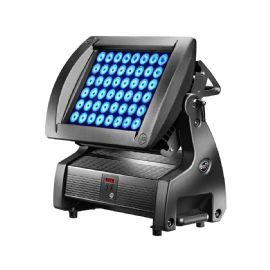 BARRA A LED RGBW 48 FULL COLOR NARROW LENS 10° IP20 DELTA 12 FC DTS LIGHTING