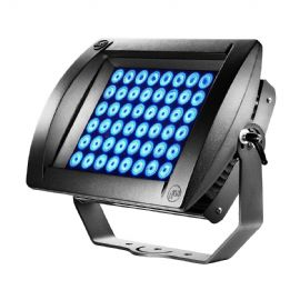 BARRA A LED RGBW 48 FULL COLOR MEDIUM LENS 23° IP67 DELTA 12 HEAD FC DTS LIGHTING