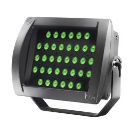BARRA A LED RGBW 36 FULL COLOR NARROW LENS 10° IP67 DELTA 8 HEAD FC DTS LIGHTING