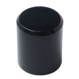 PULSANTE nero Power Switch Knob AJ2887 per processore IDR-4 WZ16:2DX Allen&Heat