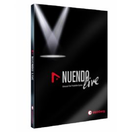SOFTWARE AUDIO EDITING MUSICALE NUENDO LIVE STEINBERG