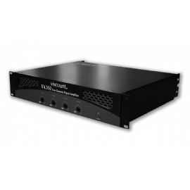 FINALE AMPLIFICATORE FORMATO RACK 4 CANALI 4x250 WATT V 4.350 VISCOUNT