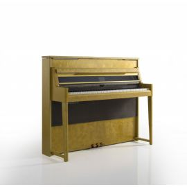 PIANOFORTE DIGITALE A MURO 88 TASTI IN LEGNO PORTA USB Physis Piano V100 ORO VISCOUNT V 100