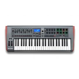 TASTIERA CONTROLLER MIDI USB 49 TASTI SEMIPESATI NOVATION Impulse 49