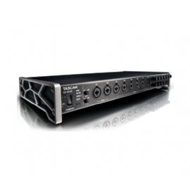 SCHEDA INTERFACCIA AUDIO USB3.0 / MIDI CON PREAMP MICROFONICI E MIXER DIGITALE 20-IN / 20-OUT TASCAM US-20x20