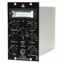 COMPRESSORE STEREO MIX BUS SERIE 500 MK2 IGS S-TYPE 500 MKII