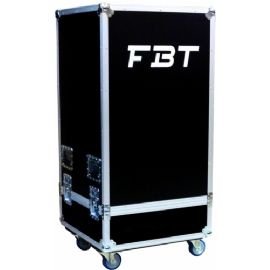 Flight case per N° 2 Mitus 210MA/M FBT