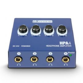 Amplificatore per Cuffie a 4 Canali LD Systems HPA 4