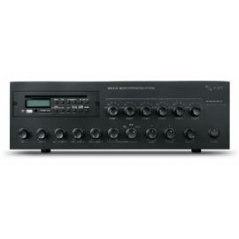 Amplificatore 120W RMS, 6 zone , CD/MP3/USB/SD CARD e tuner, 25V/70V/100V/8Ohm FBT MDS6120