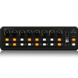 BEHRINGER X-TOUCH MINI CONTROLLER USB PC MAC COMPATTO UNIVERSALE 16 TASTI 8 CONTROLLI LED
