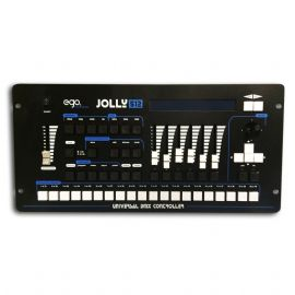CENTRALINA CONSOLE MIXER LUCI DMX EGO PROFESSIONAL JOLLY 512 UNIVERSAL ZZ0001 - TIPO PILOT2000