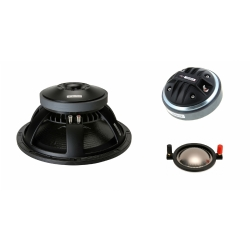 Woofer - Driver - Membrane
